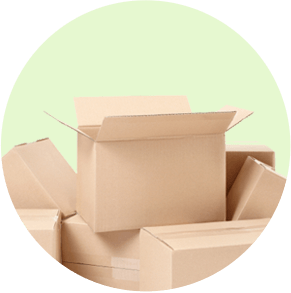 Convert scrap cardboard into filler packaging material - Recycle Pack