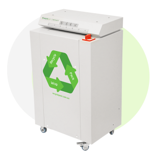 RP 325 Cardboard converter Recycled Cardboard - Recycle Pack